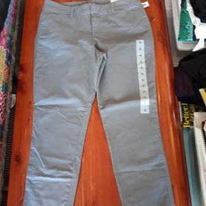 NWT casual pixie pants